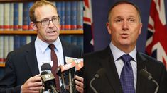 John Key digs into Labour's poor polling