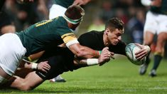 All Blacks storm past Springboks