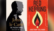 Book Reviews: The Pigeon Tunnel, Red Herring