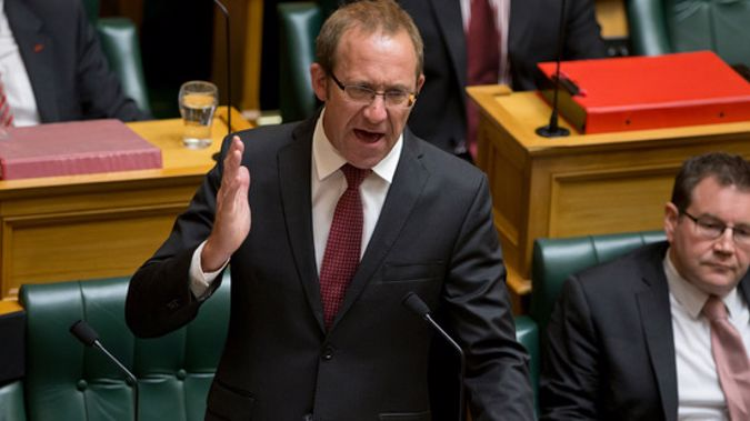 Labour leader Andrew Little. Photo / NZ Herald.