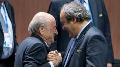 Banned Platini could get payoff from UEFA