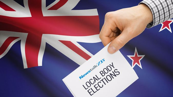 Keep up with Newstalk ZB's local government elections coverage