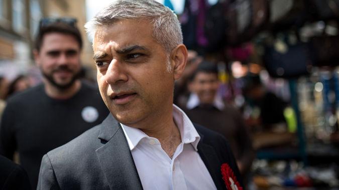Recently elected Mayor of London Sadiq Khan (Getty Images)