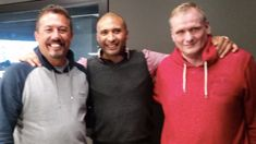 Kiwi league star Paul Whatuira on his journey through psychosis - Part 1
