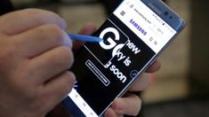 Samsung Galaxy Note 7 customers warned as sales halted