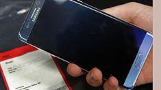 NZer's Samsung Note 7 catches fire