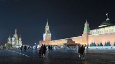 Mike Yardley: A taste of Red Square, Moscow