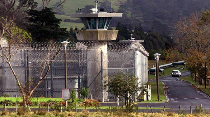 Auckland's Paremoremo prison (Getty Images)