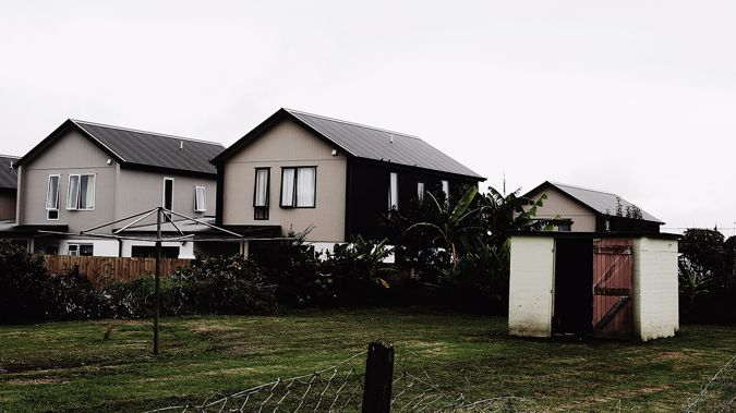 A housing subdivision in Auckland (Getty Images)