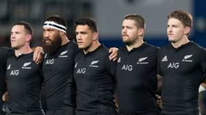 Nigel Yalden's 2016 All Blacks First XV