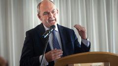 Tertiary education minister Steven Joyce (Photo / NZH).
