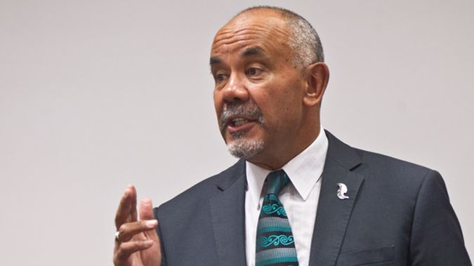Maori party co-leader Te Ururoa Flavell (NZH).
