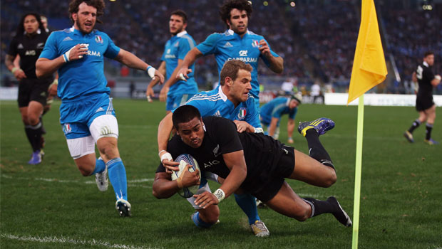 The All Blacks have never lost to Italy (Getty Images)