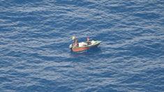 Fishermen missing at sea off Kiribati found alive