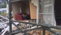 Photos: Severe earthquake damage in Waiau