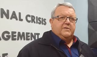 The Acting Civil Defence Minister has blasted the director of Geonet Dr Ken Gledhill for going public with comments about Geonet funding and resourcing (Felix Marwick)