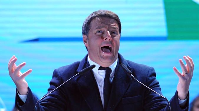 Prime Minister Matteo Renzi has lost a referendum on constitutional reform by a wide margin, exit polls show (Getty Images)