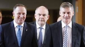 Replacing John Key: The contenders