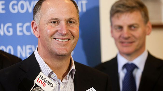 John Key's resignation came as a shock for the whole country (Getty Images).