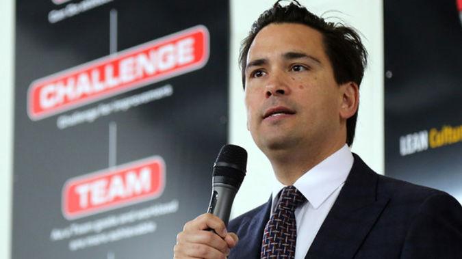 Simon Bridges is running for Deputy Prime Minister (NZH)