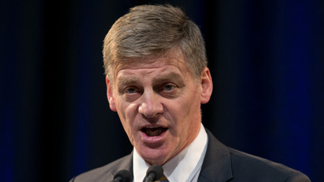 Crushing defeat to comeback: The career of Bill English