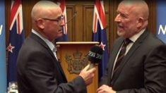 Barry Soper: Changing of the guard at Parliament