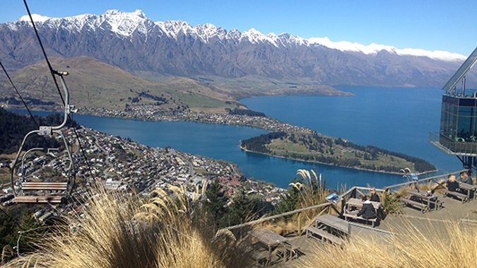 It won't come as a surprise that Queenstown remains the favourite Kiwi holiday destination. (Scarlett Cvitanovich)