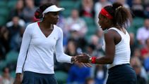All Black bros take on Williams sisters for charity