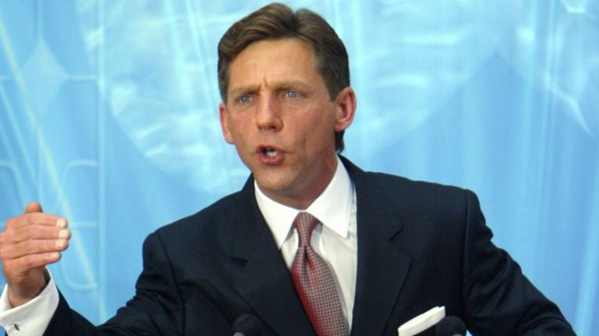 Leader of the Church of Scientology David Miscavige (Getty Images).