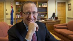 Andrew Little will not stand for the Rongotai electorate at this year's election (Mark Mitchell).