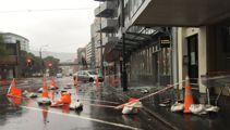 Wellington weather worsens