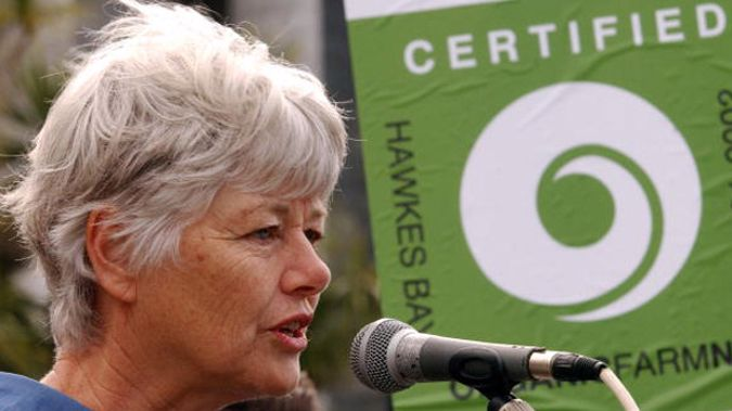 Former Green Party co-leader Jeanette Fitzsimons (File photo - Getty Images)