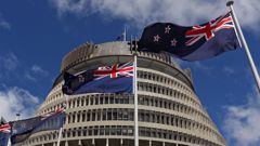 New Zealand has come out on top again as the least corrupt country, tied with Denmark (Getty Images).
