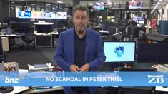 Mike's Minute: No scandal in Peter Thiel