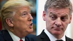 English raised Muslim ban concerns in Trump call