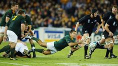 Springboks great Joost Van de Westhuizen passes away