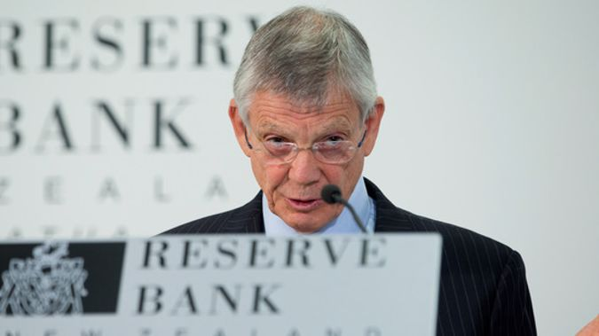 Reserve Bank Governor Graeme Wheeler (Photo / Mark Mitchell)
