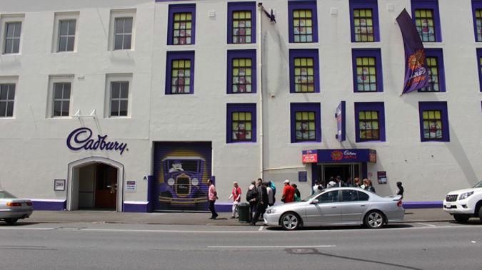 Dunedin's Cadbury factory (Edward Swift).