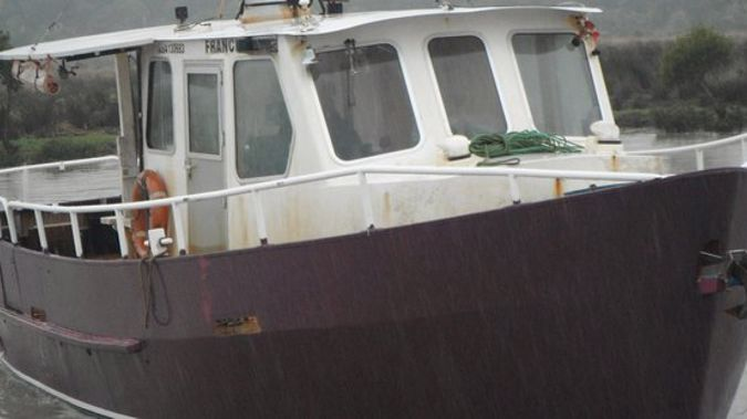 New documents have been revealed concerns about on the Francie charter boat which sank in the Kaipara Harbour, leading to eight fatalities, on November 25 last year. (NZ Herald)
