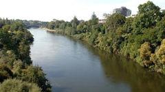 The Waikato River (NZ Herald)