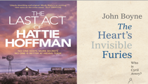 Joan's Picks: The Last Act of Hattie Hoffman, The Heart's Invisible Furies