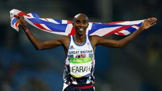 Gavin Grey: British gold medalist Mo Farrah caught up in doping scandal