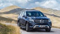 Bob Nettleton: Mercedes–Benz GLS