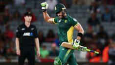 South Africa win ODI series with six-wicket victory over Black Caps