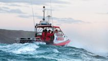 Police suspend search for diver missing off Canterbury coast