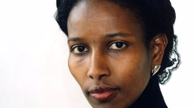 Somali-born author Ayaan Hirsi Ali suggested assimilation centres in New Zealand in an interview yesterday (Supplied).