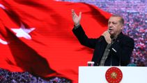 "Turkey lashes out at ""Nazi"" Germany"