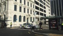Wellington block evacuated after bomb scare