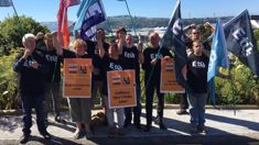 Dunedin public urged to show support for Cadbury workers at rally