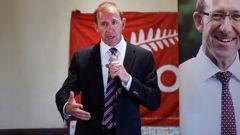 Labour leader Andrew Little (Photo / NZ Herald)